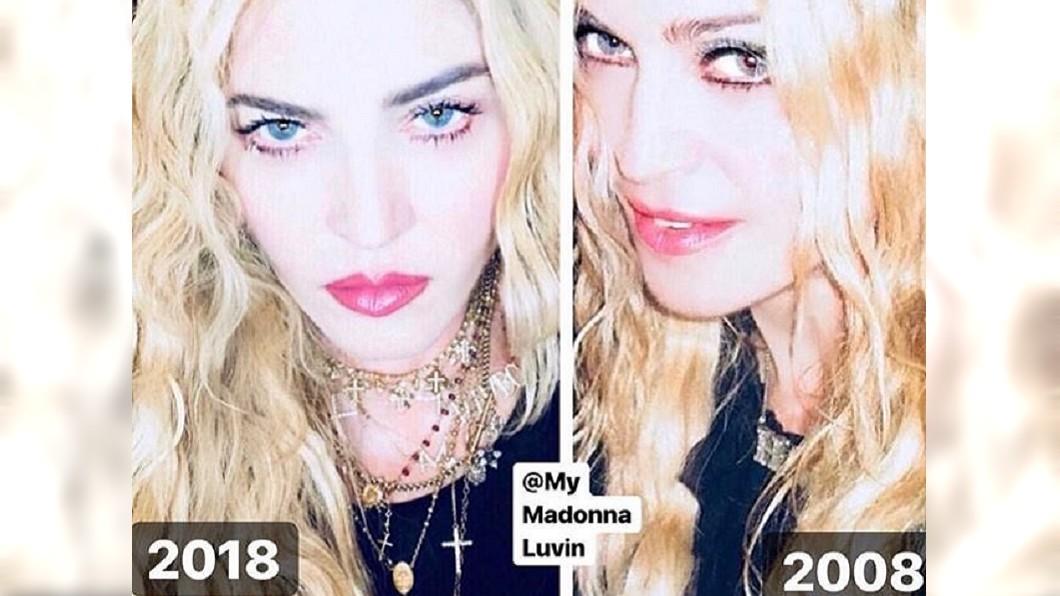 圖/翻攝自Madonna twitter