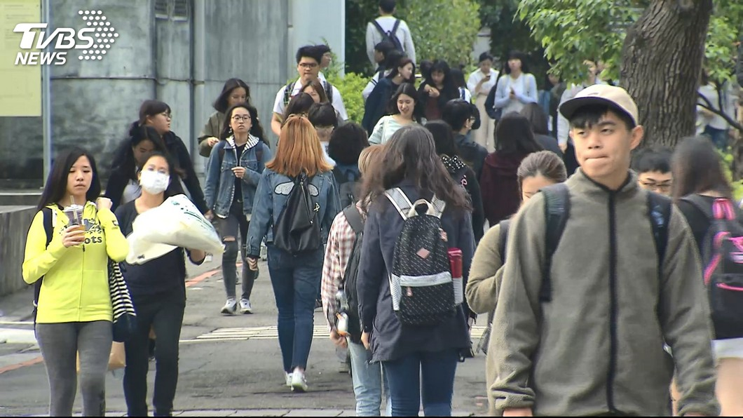 圖/TVBS資料畫面 快訊/慘!私校6年減招3萬人 學者籲同步減招