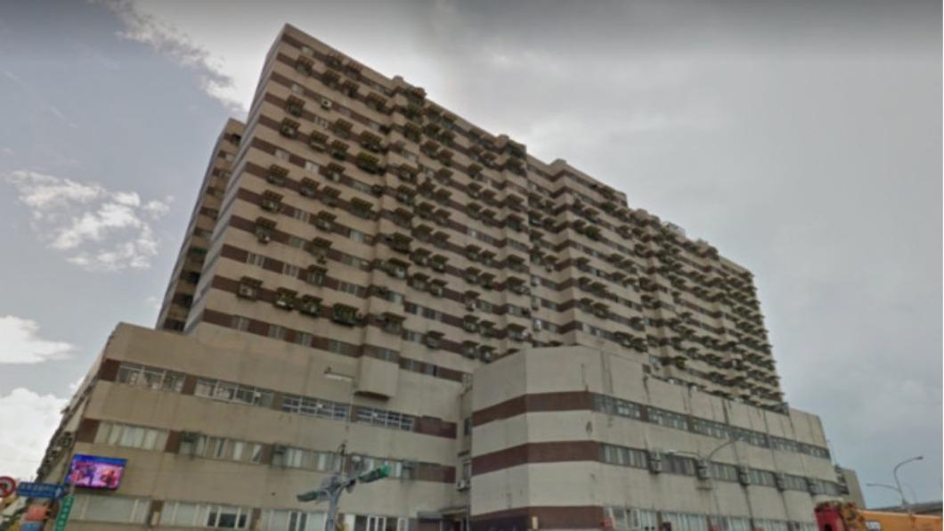 圖/翻攝自Google Map 北市咒怨兇宅再奪命 她開窗見「墜17樓碎屍」