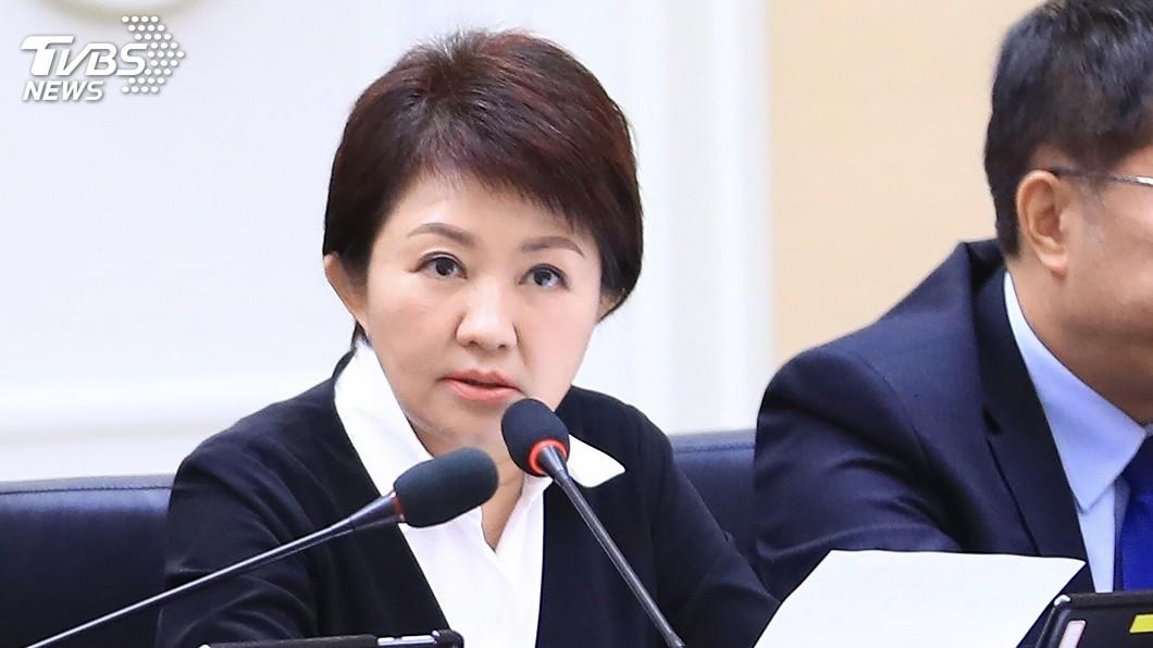 圖/中央社 國民黨總統初選 盧秀燕:全民調就是全民意
