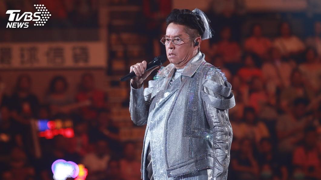 譚詠麟不但叱吒香港樂壇,在台灣和大陸也享有高知名度。(圖/達志影像TPG) 樂壇天王把小三扶正 妻忍20年看破削髮為尼
