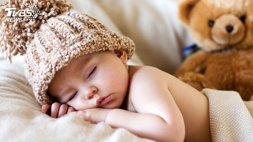 圖/TVBS 家長注意!嬰兒照顧10大NG行為 趴睡最常見