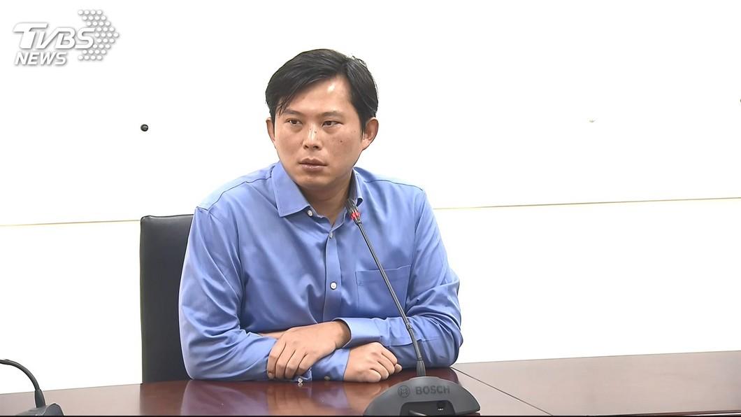 圖/TVBS資料畫面 快訊/黃國昌確定不選汐止! 改由子弟兵賴嘉倫接棒