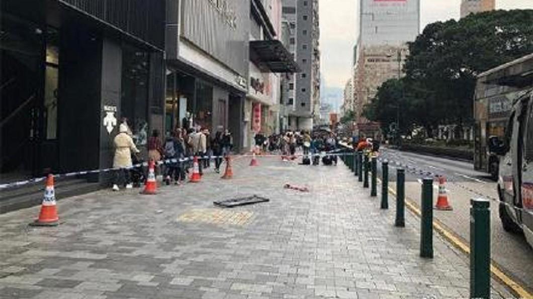 圖/翻攝自香港商報網微博
