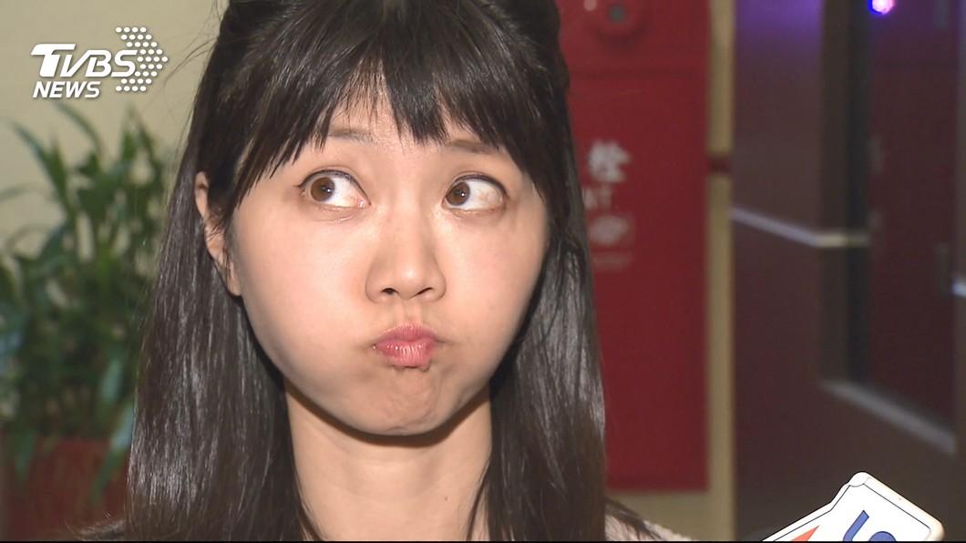 圖/TVBS資料畫面 「可寄結婚證書給妳簽?」高嘉瑜認了:簽過 粉絲秒崩潰