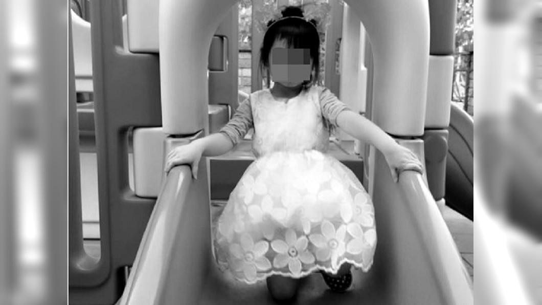 3歲的女童疑似因將洗車的空氣噴槍往嘴噴而不幸身亡。圖/翻攝自臉書 女童把空氣噴槍往嘴噴... 媽媽淚求監視畫面找死因