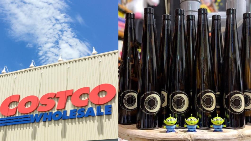 圖/TVBS資料畫面、COSTCO 好市多 消費經驗分享區 好市多超夯白酒!她狂搬17瓶 內行人:放3-5年更棒
