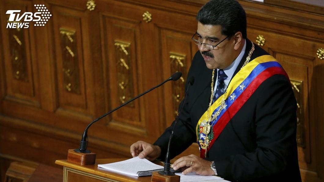 圖/達志影像美聯社 拒認馬杜洛政權籲民眾反抗 委內瑞拉27軍人遭捕
