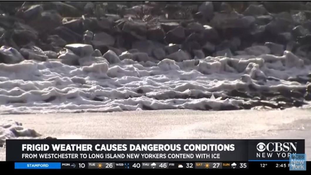 圖/翻攝自CBS New York YouTube