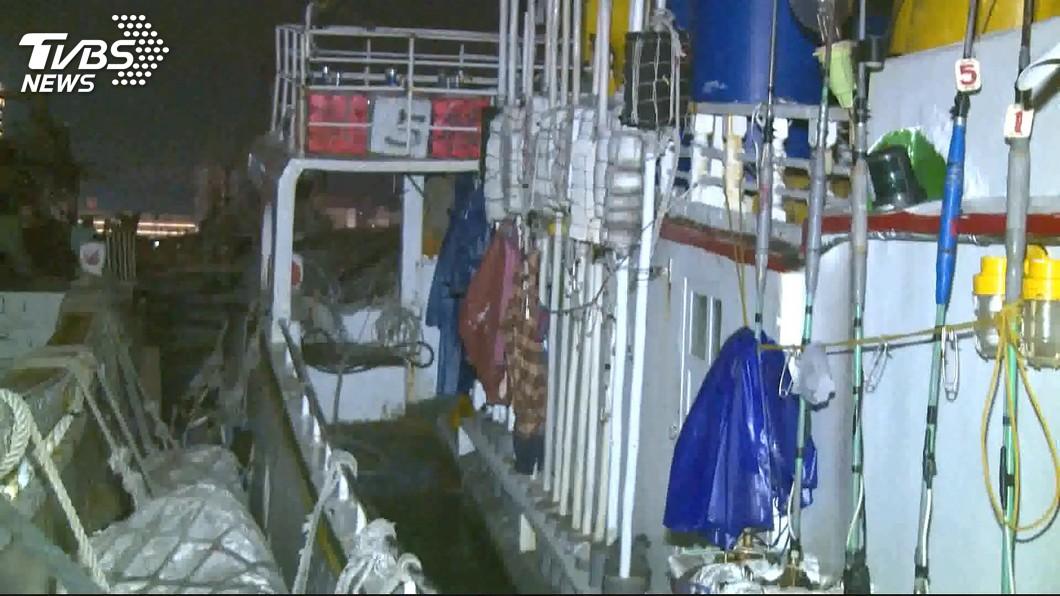 示意圖/TVBS 政院擬修海岸巡防法 船長拒檢查最高可罰15萬