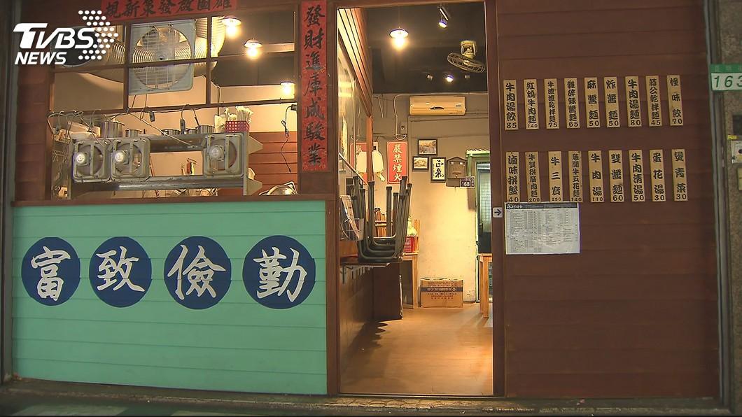 遭指控「麵有蟑螂腳」店家。圖/TVBS資料照