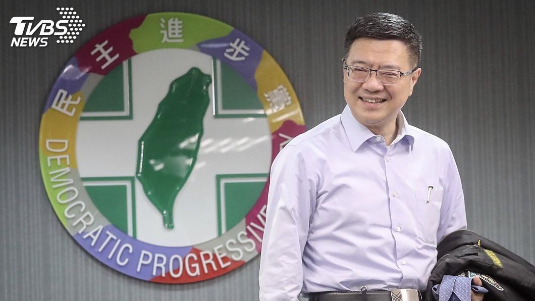 圖/中央社 與時力合作 卓榮泰盼現任立委選區彼此尊重