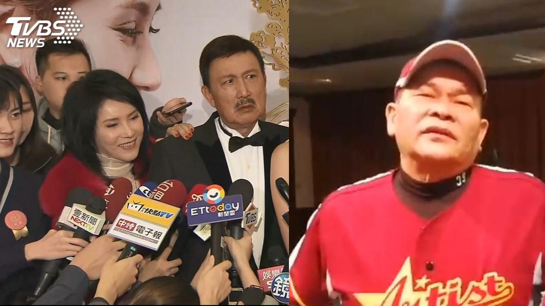 余天夫婦(左)、澎恰恰(右)。合成圖/TVBS 遭指羞辱余天還「忘恩負義」 澎恰恰反擊:我怎樣失禮?