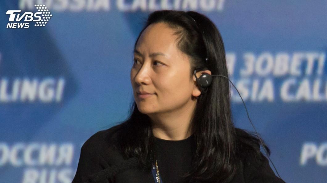 圖/達志影像路透社 對孟晚舟提引渡 陸外交部:敦促美方立糾錯誤