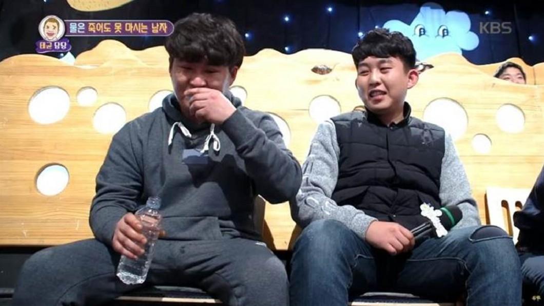 圖/翻攝韓國《大國民talk show》節目