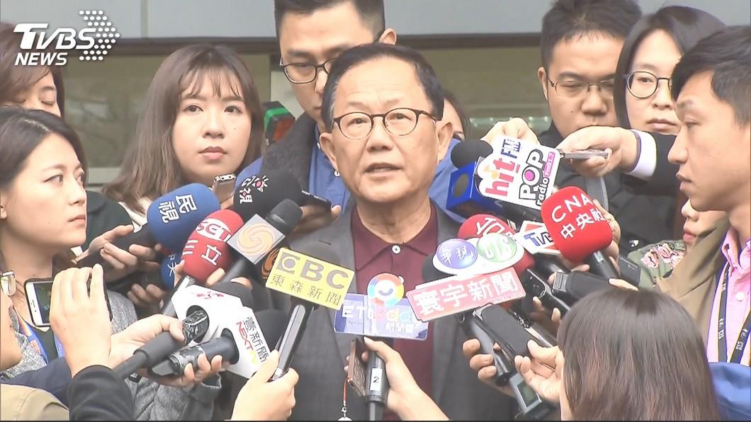 驗票之後丁守中輸得更多,他另提選舉無效之訴。(圖/TVBS)