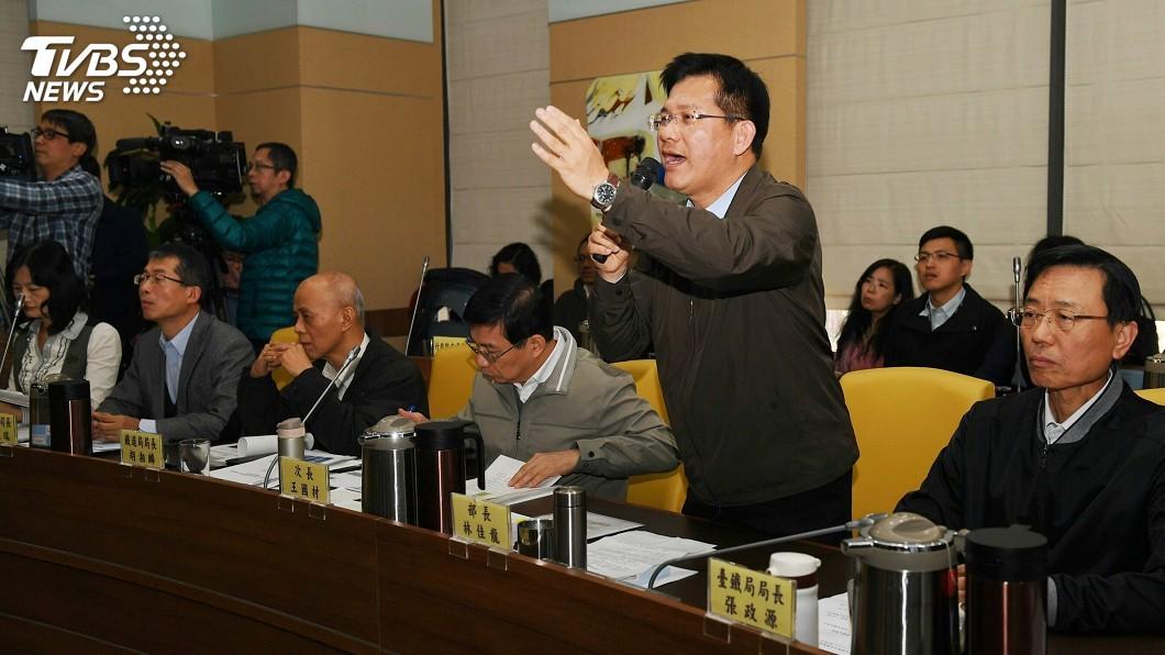 圖/中央社 普悠瑪事故 林佳龍支持運安會重啟調查