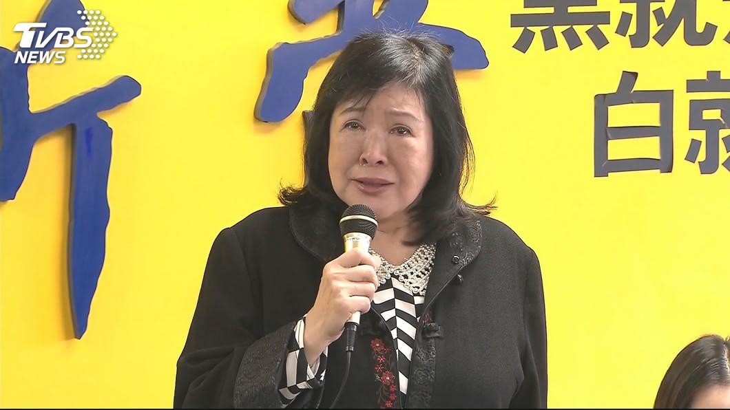 (圖/TVBS資料畫面) 女星潑漆李登輝肖像 遭起底領低收住千萬豪宅