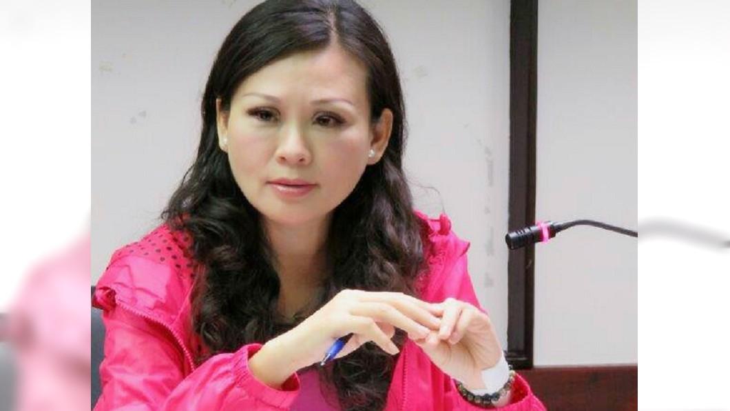 國民黨台南市議員林燕祝。翻攝/林燕祝臉書 「有個團體叫NGO」林燕祝道歉 網酸:功課做好再電人