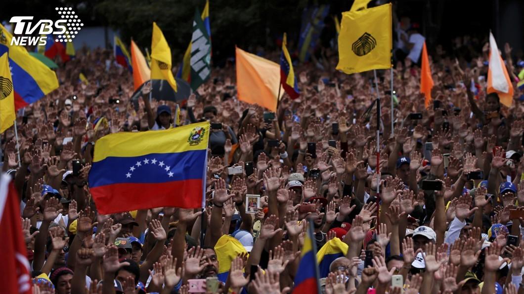 圖/達志影像美聯社 委內瑞拉政治危機 俄警告美國勿軍事干預
