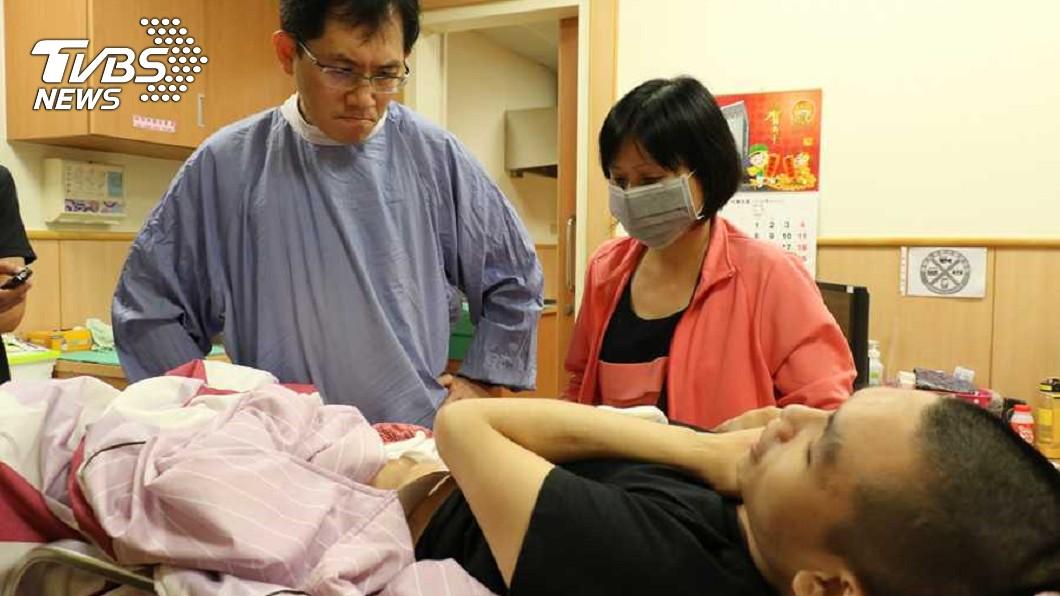圖/台中慈濟醫院提供