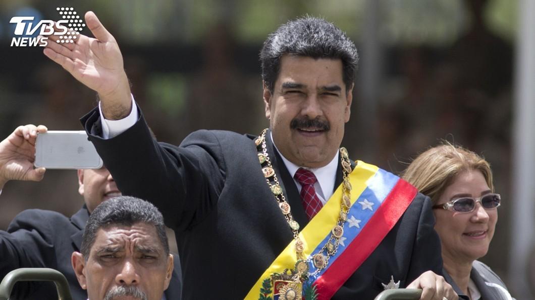 圖/達志影像美聯社 委內瑞拉政局陷危機 國內軍隊挺馬杜洛