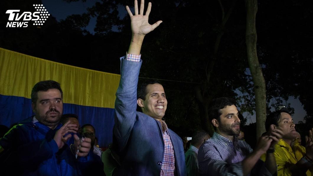 圖/達志影像美聯社 委內瑞拉總統鬧雙包 我友邦多挺反對派