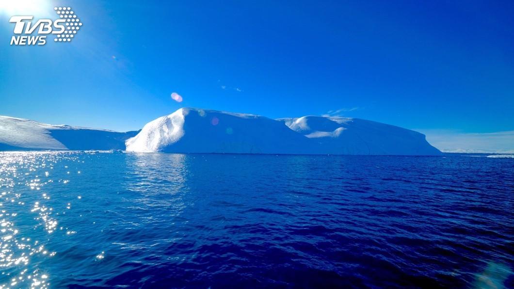 圖/TVBS 氣候變遷前哨站 格陵蘭融冰速度是10年前的4倍