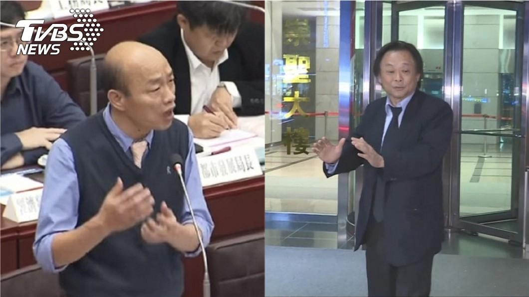 王世堅認為,若2020由韓國瑜出來選,絕對會強過國民黨這4大太陽。圖/TVBS 韓國瑜出來選2020?王世堅:絕對強過國民黨4大太陽