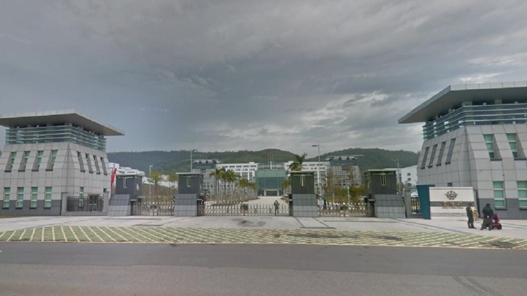 國防部外觀。圖/翻攝自Google Map網站 回家了!遭陸關押20年 我情報員楊銘中獲釋返台