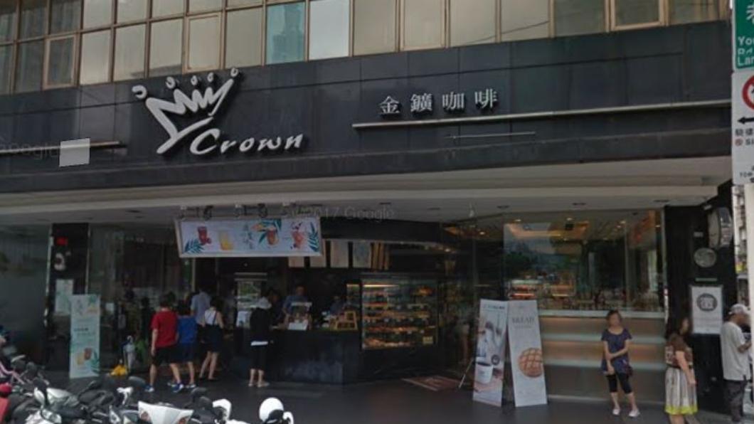 圖/翻攝自Google map 金鑛咖啡忠孝門市歇業 傳不敵80萬高租金
