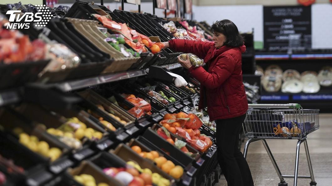 圖/達志影像路透社 食物多仰賴歐盟進口 英業者憂硬脫歐衝擊供應鏈