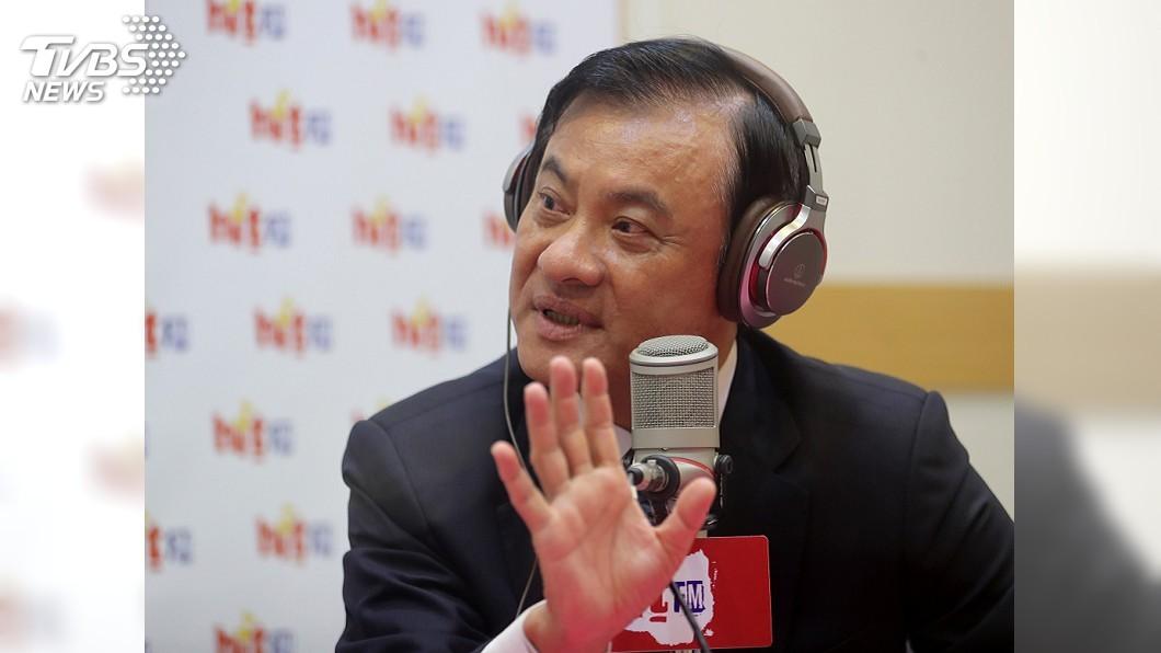 圖/中央社 談未來職務 蘇嘉全:不可能當副總統候選人