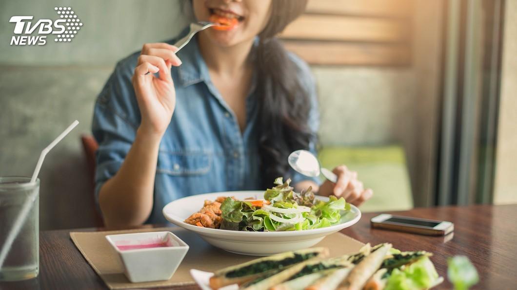 示意圖/TVBS 胃口超好常覺得吃不飽 中醫師提醒要注意