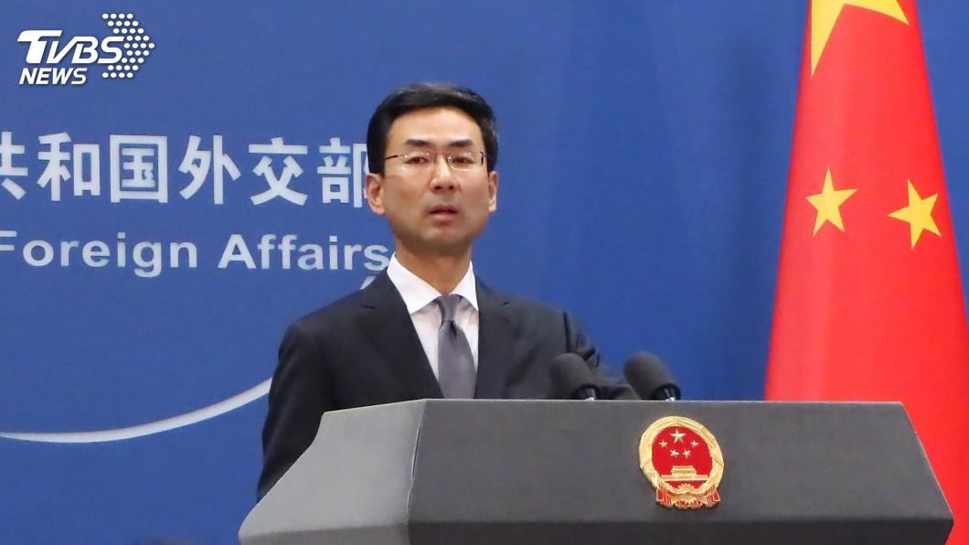 圖/中央社資料畫面 回應《西藏法案》 北京批:美向藏獨發出錯誤信號