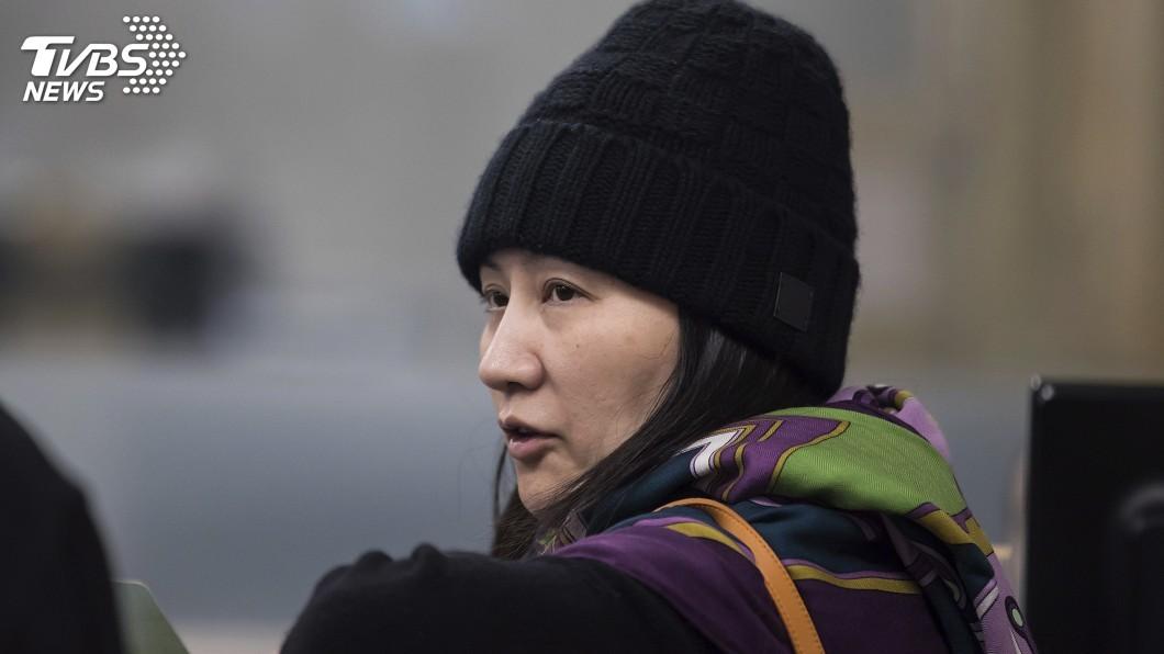圖/達志影像美聯社 加拿大司法部證實 美正式要求引渡孟晚舟