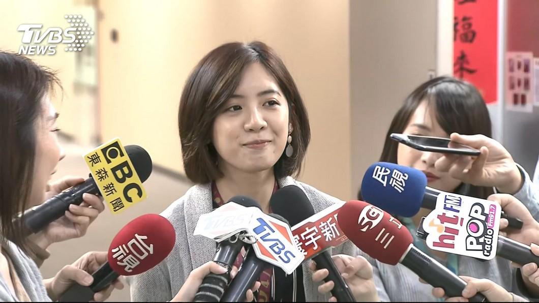 圖/TVBS 學姐統獨假議題挨轟 他力挺:動員選民的廉價工具