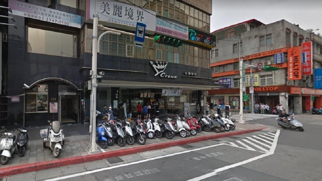 圖/翻攝自臉書GoogleMap金礦咖啡 月賣1.4萬杯也不夠付 金礦咖啡忠孝店收了