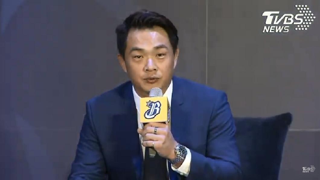 圖/TVBS 確定了!彭政閔哽咽證實:本季打完引退