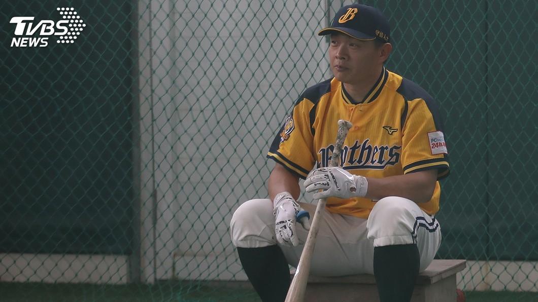 圖/中央社 「大象慢走也會到終點」 彭政閔棒球生涯寫照
