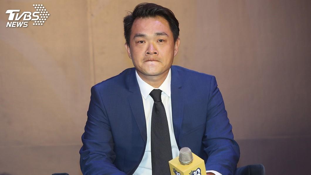 圖/中央社 感謝教練與家人 彭政閔最後一年力拚總冠軍