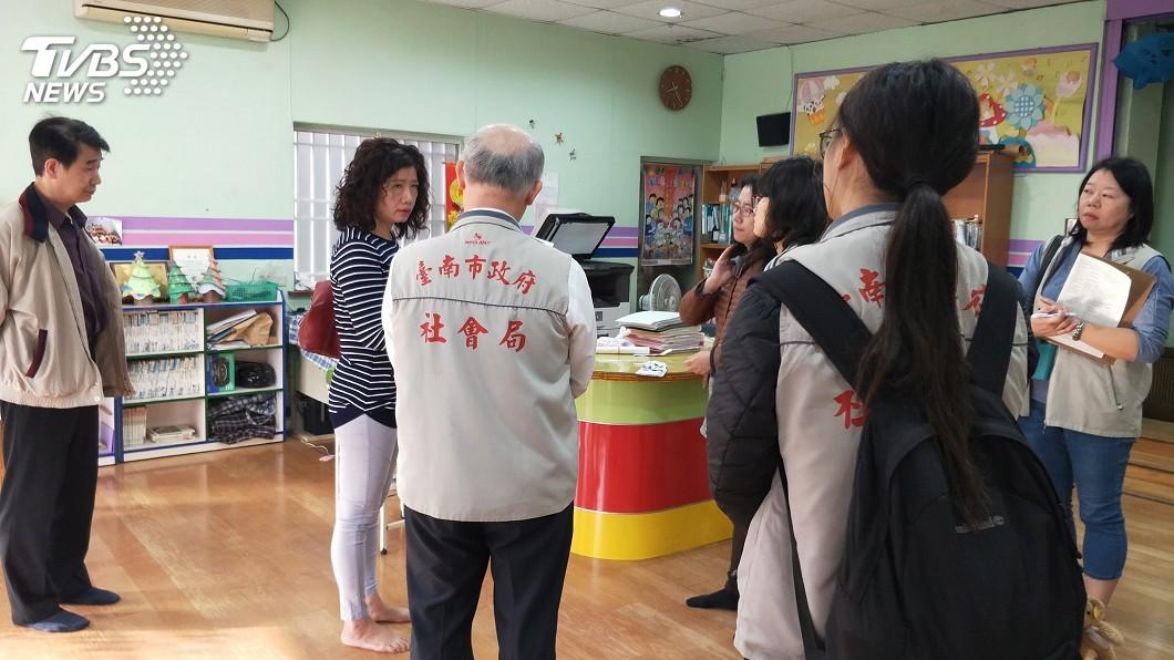 圖/中央社 停業還非法收托幼兒 台南托嬰中心遭查獲開罰