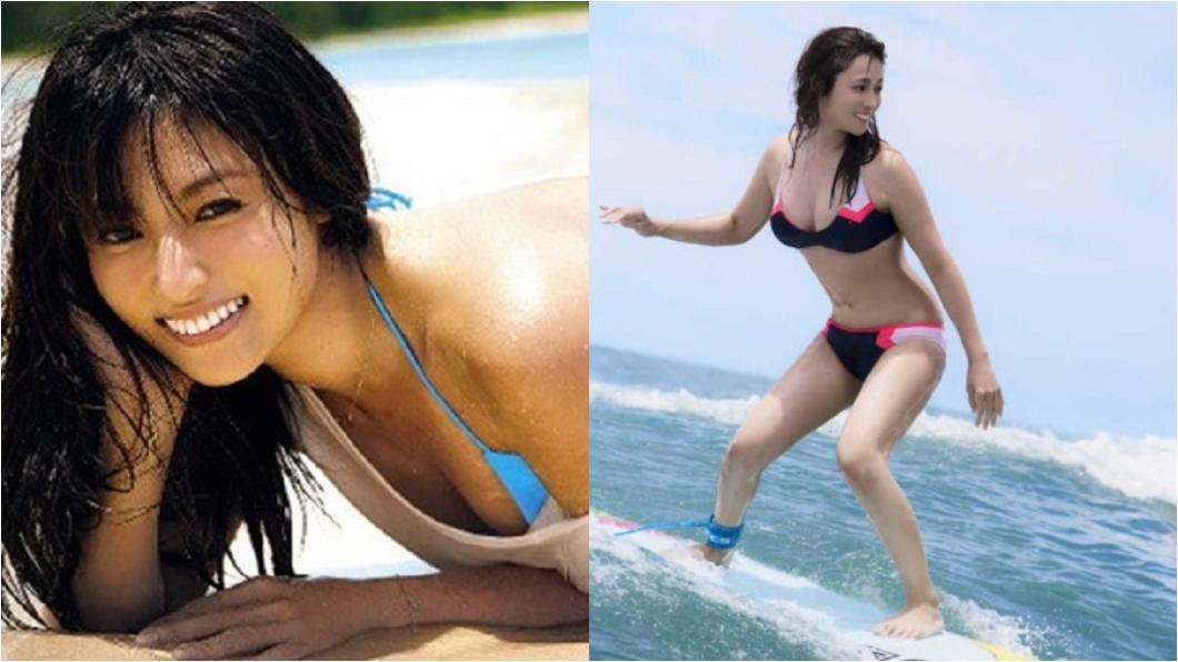 圖/翻攝深田恭子微博 3個月甩掉12公斤 日本女星全靠「香蕉減肥法」