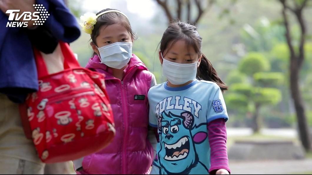 示意圖/TVBS 空氣如果夠好 研究:大陸人平均壽命可能增3年