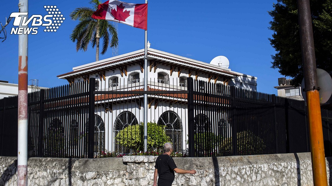 加拿大駐古巴大使館至今已有14宗官員患怪病事件。圖/達志影像美聯社 外交官「詭異頭暈」頻得怪病 加拿大撤半數駐古巴官員