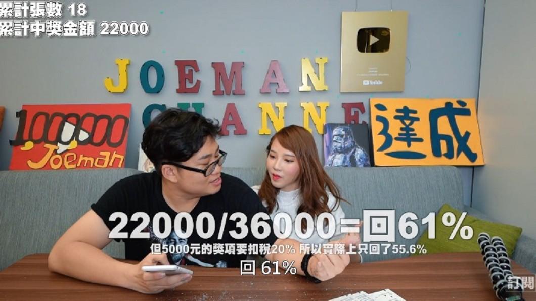 圖/翻攝自Joeman YouTube