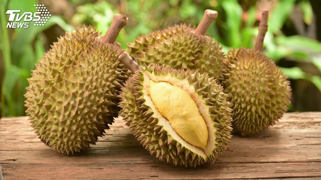 示意圖/TVBS 印尼超臭罕見品種榴槤 每顆要價3萬元