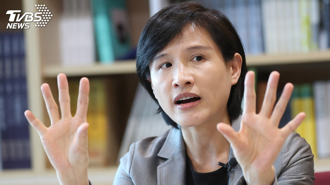 圖/中央社 鄭麗君訪美談文化合作 盼輸出自由民主軟實力