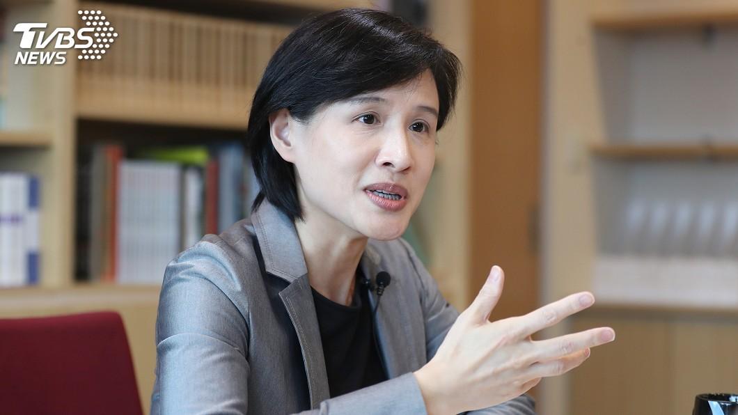 圖/中央社 文化預算零刪減 鄭麗君:4年來最好預算書