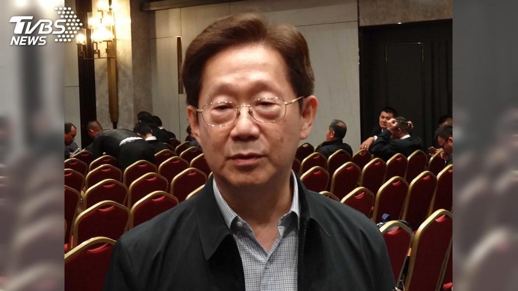 圖/中央社 台苯經營權之爭落幕 林文淵接任董事長